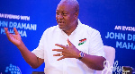 'We shall fully reinstate you' — Mahama assures 'victimized' Tempane SHS Head
