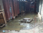 For some time now, there had been intermittent sewer spillages at the Community one market.