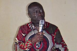 Maritime Chairman Kwame Owusu