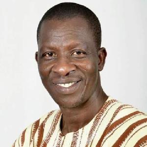 NPP's parliamentary aspirant, Peter Wuni Baaga