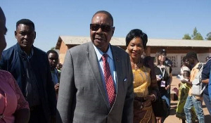 Peter Mutharika's re-election has created unprecedented political tensions in Malawi