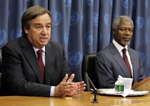 António Guterres Kofi Annan1