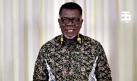 General Overseer of ICGC, Pastor Mensa Otabil