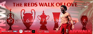 Liverpool fans in Ghana poised to paint Accra red on Saturday, Republik City News