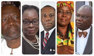 Ministers Traditional