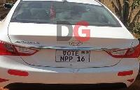 Npp customized car