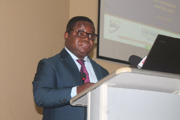 Agenda to create 1m jobs will largely depend on private sector participation – Prof. Quartey