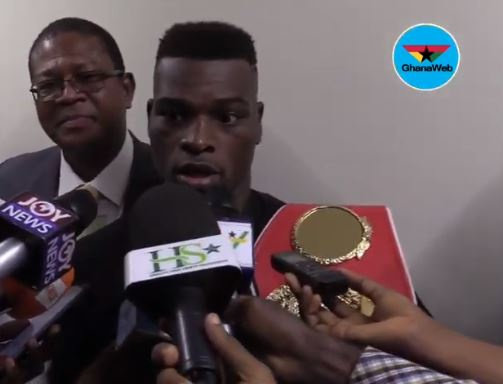 Commey ready to \'give everything\' in Lopez bout