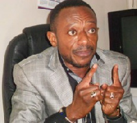 Founder of Glorious Word Power Ministry International, Reverend Isaac Owusu Bempah