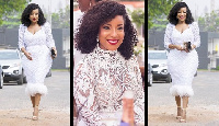Joselyn Dumas hosted Viasat 1's 'The One Show' with PY Addo, which she anchored for 4 years