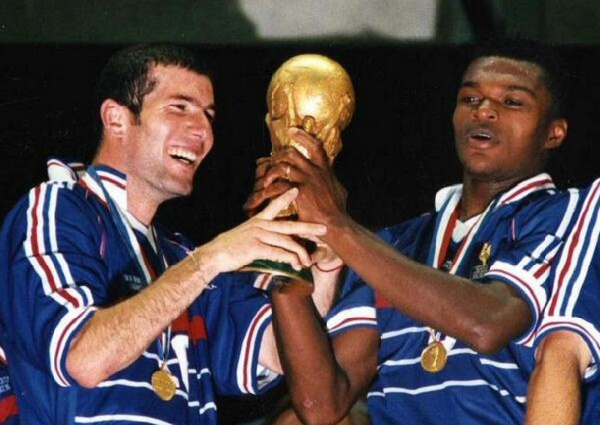 Marcel Desailly speaks on Zidane's transformation from player to coach