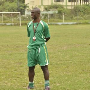 New Inter Allies assistant coach, Felix Aboagye
