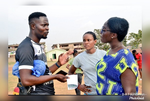 Sandra Owusu-Ansah dedicates Supreme Ladies FC win to Operations Manager of Bright Addae Foundation