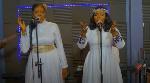 Singers Jayana and  Aduhemaa