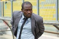 Asante Kotoko coach Charles Kwablan Akunnor