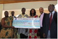 GNPC gives $4.5m for Sickle Cell centre