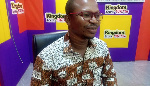 Bono Regional Deputy Communications Officer for NDC, Eric Adjei