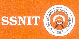 The Social Security and National Insurance Trust (SSNIT)  logo
