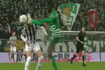 Watch Frimpong's 'horror' tackle on an opponent in Hungary