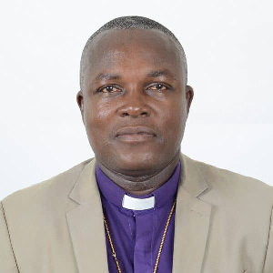 Right. Rev. Dr. Lt. Col. (RTD) Bliss Divine Agbeko