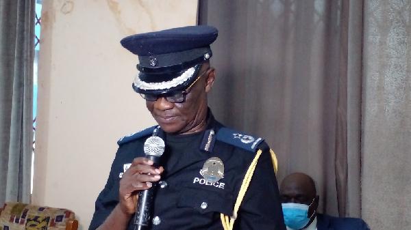 We have restrained Western Togolanders in Volta Region - Police Commander
