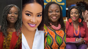 Anna Bossman, Aseye, Akosua Agyapong and the list of others completed Holy Child School