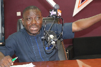 Member of Parliament for Bolgatanga Central, Isaac Adongo