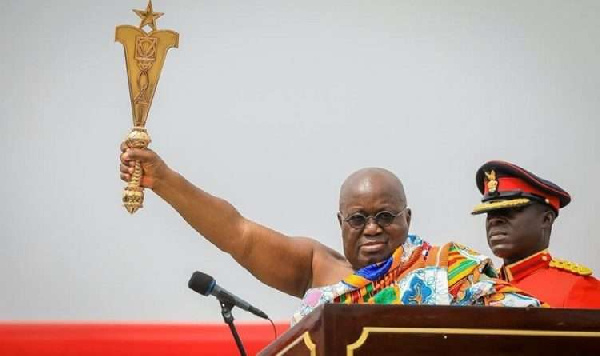 I don't want to be winner of rigged elections – Akufo-Addo