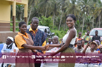 The project which was sponsored by friends and family of Dorothy