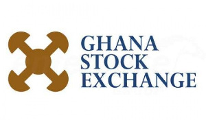 Logo of Ghana Stock Exchange