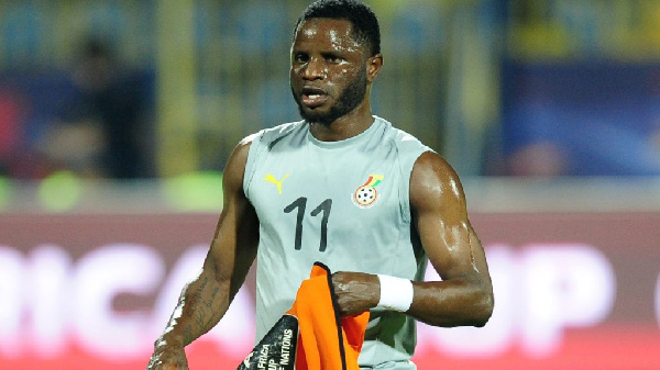 Wakaso has been offered the chance to re-join the national team