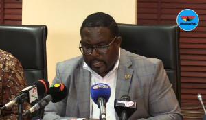 Member of Parliament for Keta, Richard Quarshigah