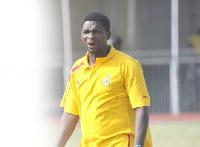 Assistant coach of the Black Stars Maxwell Konadu