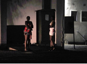 The victim was attacked by prostitutes at Sunyani Newtown in the Bono Region