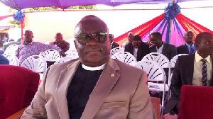 General Secretary of the Apostolic Church-Ghana, Apostle Alex Ofosu