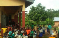 The Koforidua Oyoko Roman Catholic Kindergarten School