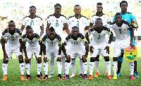 Black Stars team