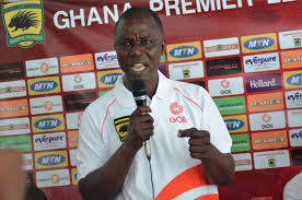 Former Asante Kotoko SC National Circles Chairman, Kwaku Amponsah