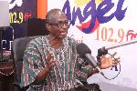 Prof. Mills had problems keeping Anyidoho in his office – Asiedu Nketia