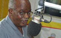 Professor John Bright Ahetor, Former Deputy Rector of GIMPA