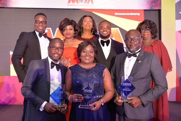 Barclays Ghana wins three top marketing, brands awards