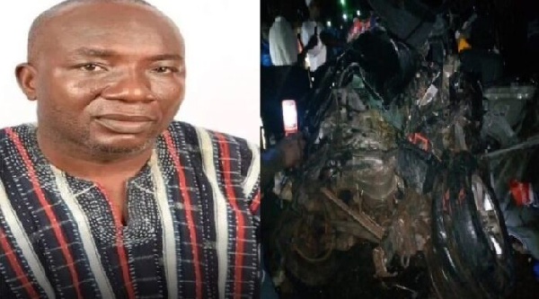 Truck driver detained over death of Yapei-Kusawgu NPP PC and two others