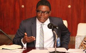 Dr Emmanuel Akwetey IDEG