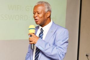 Dr. Akwasi Osei, Mental Health Authority CEO