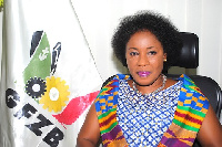 Anita Desoso, Deputy Chairperson of NDC