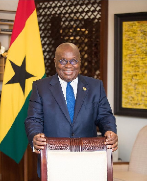 Consider more women in your second govt – Akufo-Addo told