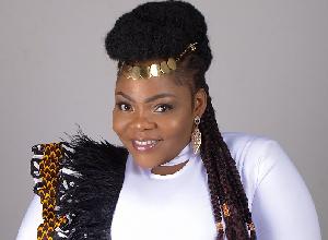 Gospel musician, Celestine Donkor