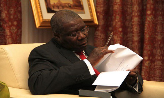 Thomas Kwesi Quartey, Deputy Chairperson of the African Union Commission
