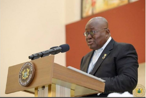 Akufo-Addo assures private sector of gov't support through enabling environment