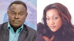 Nii Odartey Lamptey and Gloria Adjoa Appiah
